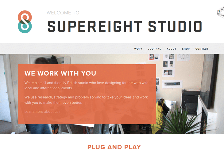 Super Eight Studio
