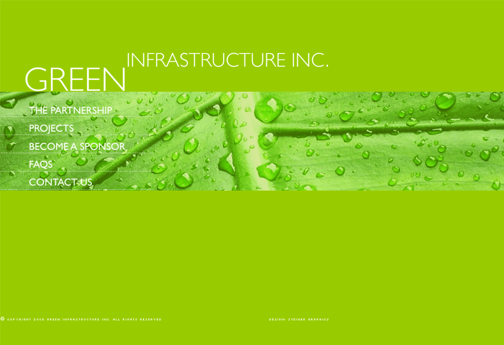 Green Infrastructure Inc