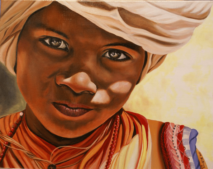 BEDOUIN CHILD
