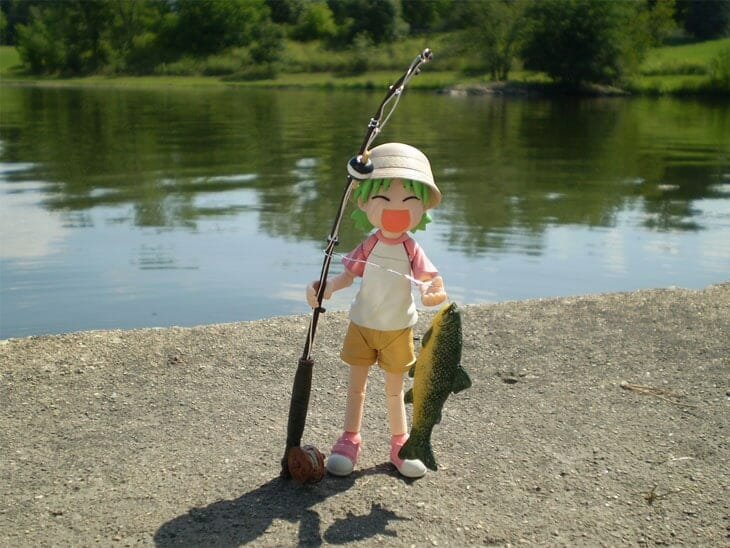Yotsuba & the Catch of the Day