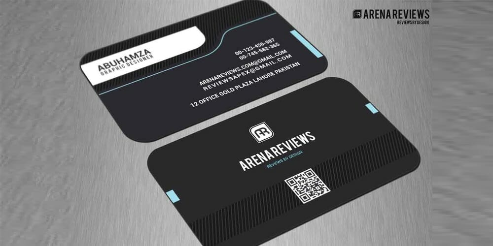 100 free business cards psd the best of free business cards black minimal business card template psd accmission Image collections
