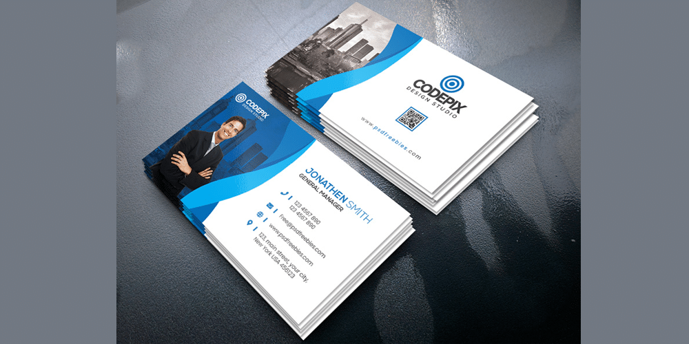 100 free business cards psd the best of free business cards business card templates psd friedricerecipe Gallery