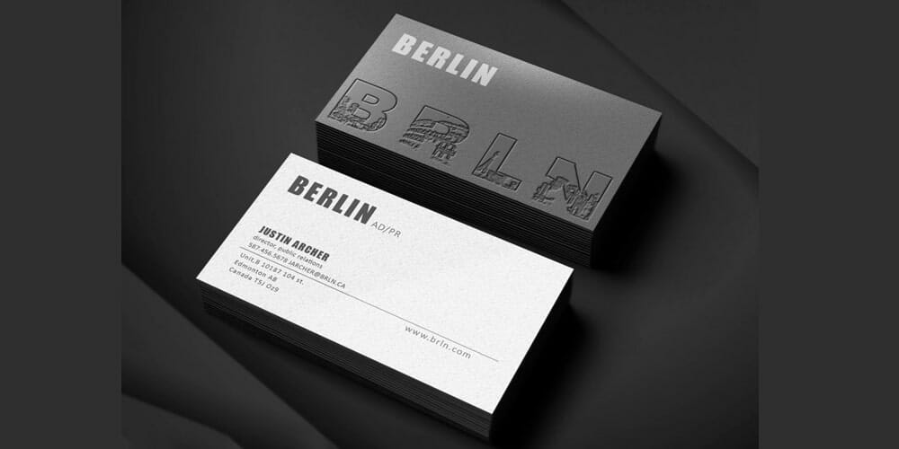 100 free business cards psd the best of free business cards business card template psd wajeb Gallery