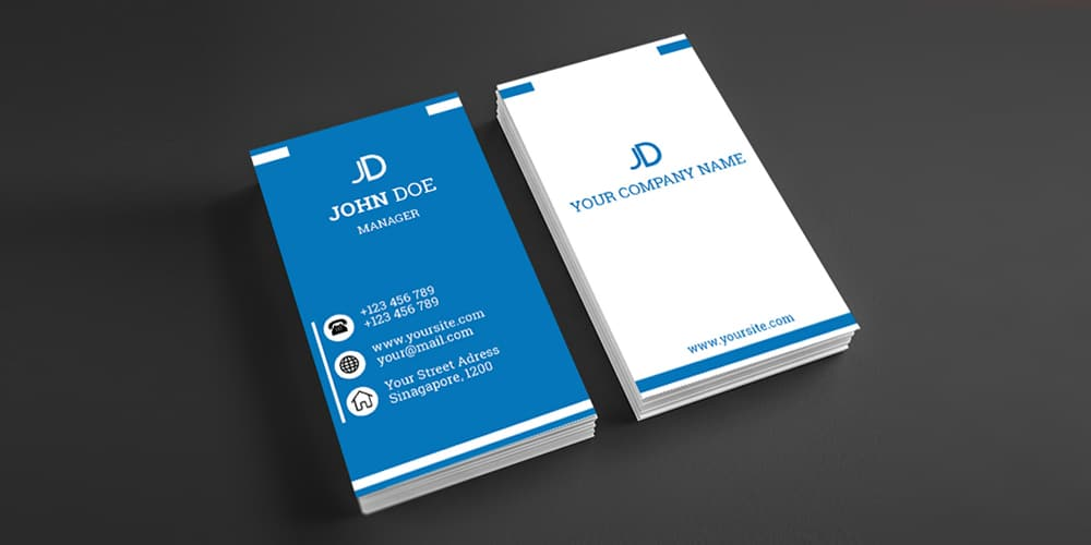 100 free business cards psd the best of free business cards corporate business card design psd reheart Choice Image