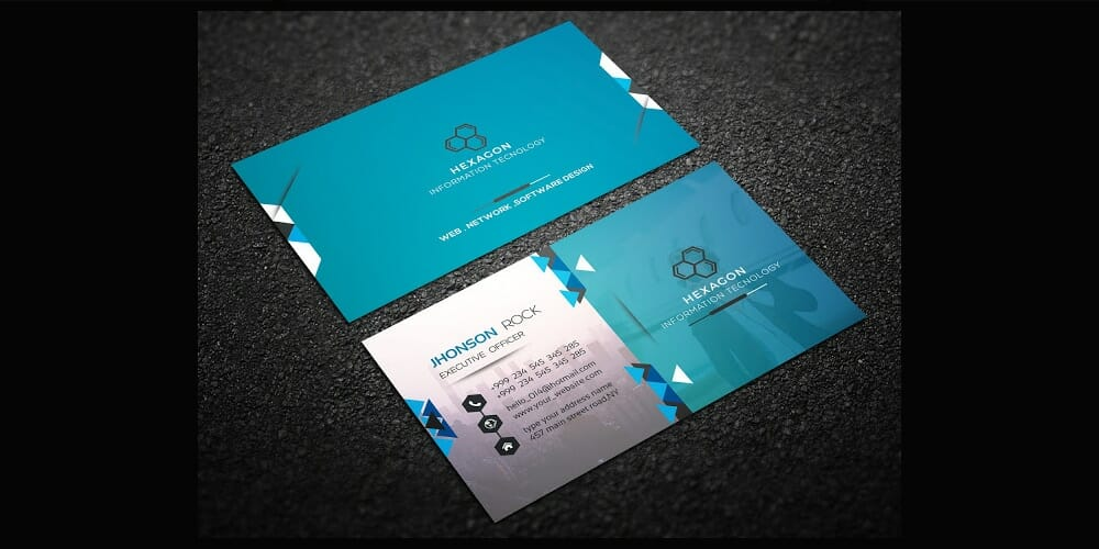 100 free business cards psd the best of free business cards corporate business card template psd accmission Image collections