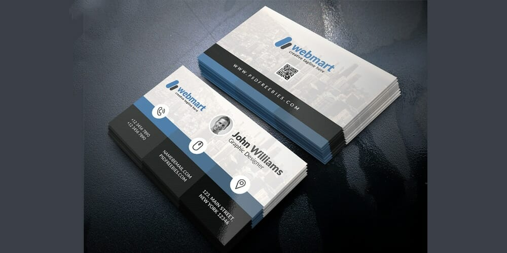 100 free business cards psd the best of free business cards creative business card design template psd colourmoves