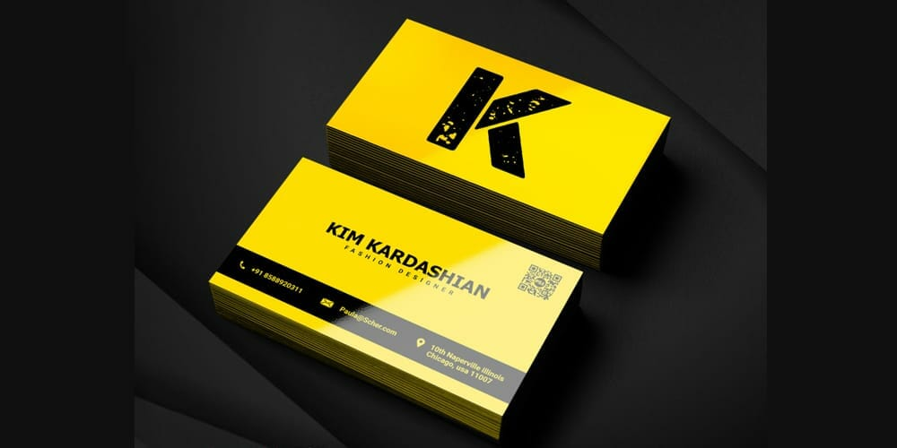 100 free business cards psd the best of free business cards creative business card template psd flashek Gallery