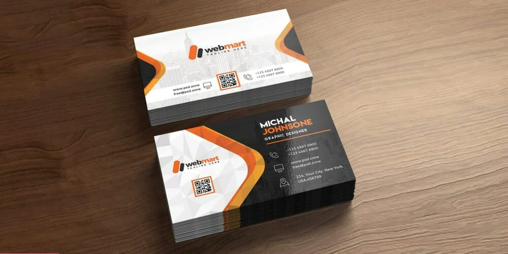 100 free business cards psd the best of free business cards creative business card templates psd accmission Image collections