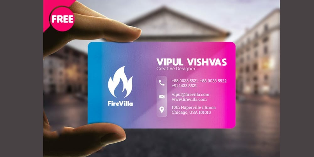 100 free business cards psd the best of free business cards creative business card templates psd flashek Choice Image