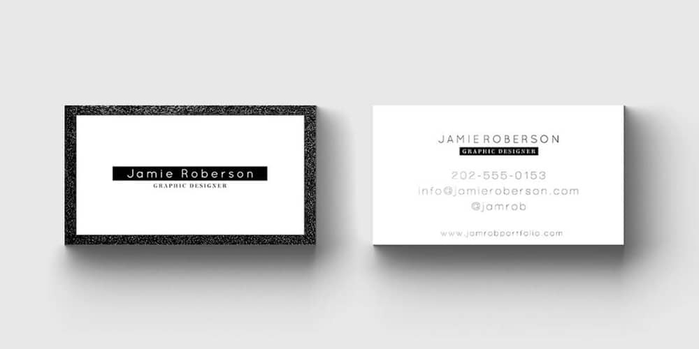 Free Business Cards PSD The Best Of Free Business Cards - Business card template for photoshop