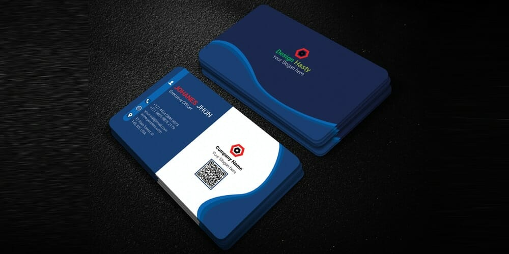 100 free business cards psd the best of free business cards free business card psd friedricerecipe Gallery
