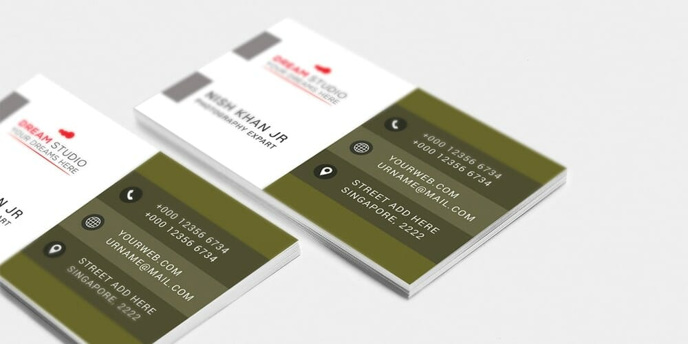 100 free business cards psd the best of free business cards free business card psd reheart Choice Image