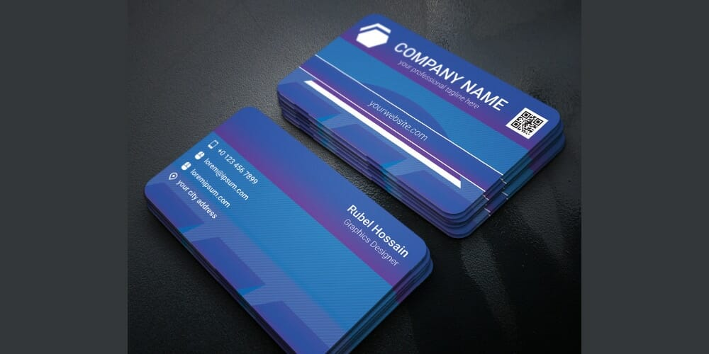 100 free business cards psd the best of free business cards free corporate business card template psd colourmoves