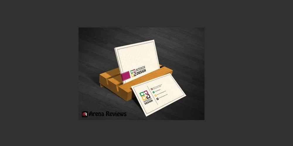 100 free business cards psd the best of free business cards free interior design business card template psd flashek Images