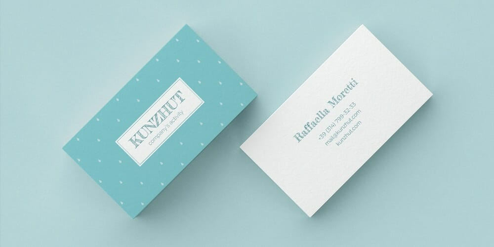 100 free business cards psd the best of free business cards free kunzhut business card template psd accmission Gallery
