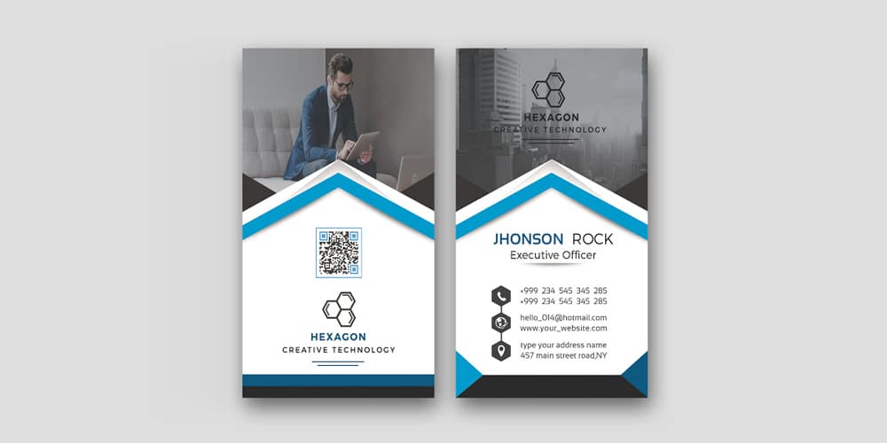 100 free business cards psd the best of free business cards free modern corporate business card template psd accmission Images