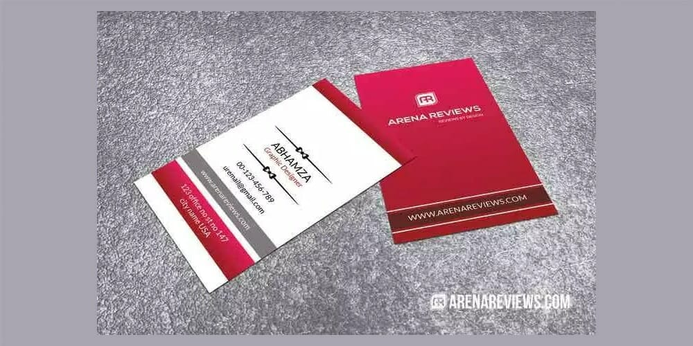 100 free business cards psd the best of free business cards free vertical green business card template psd reheart Gallery