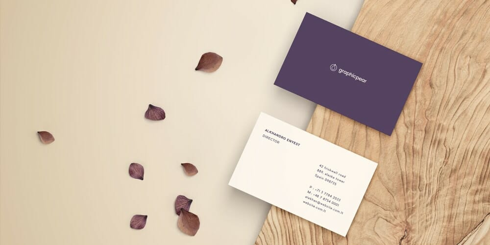 100 free business card mockup psd css author front back business card mockup psd colourmoves