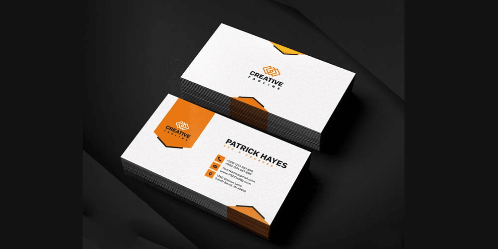 100 free business cards psd the best of free business cards photoshop business cards templates cheaphphosting Gallery