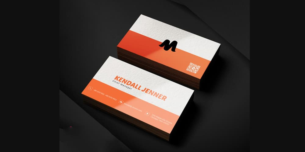100 free business cards psd the best of free business cards professional business card template psd flashek Choice Image