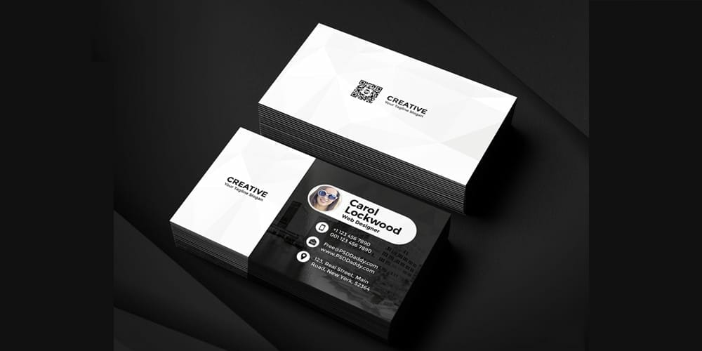 100 free business cards psd the best of free business cards simple business card psd reheart Image collections