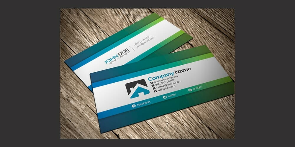 Simply Creative Business Card Template