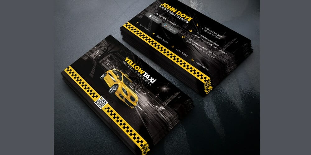 Taxi-Service-Business-Card-PSD