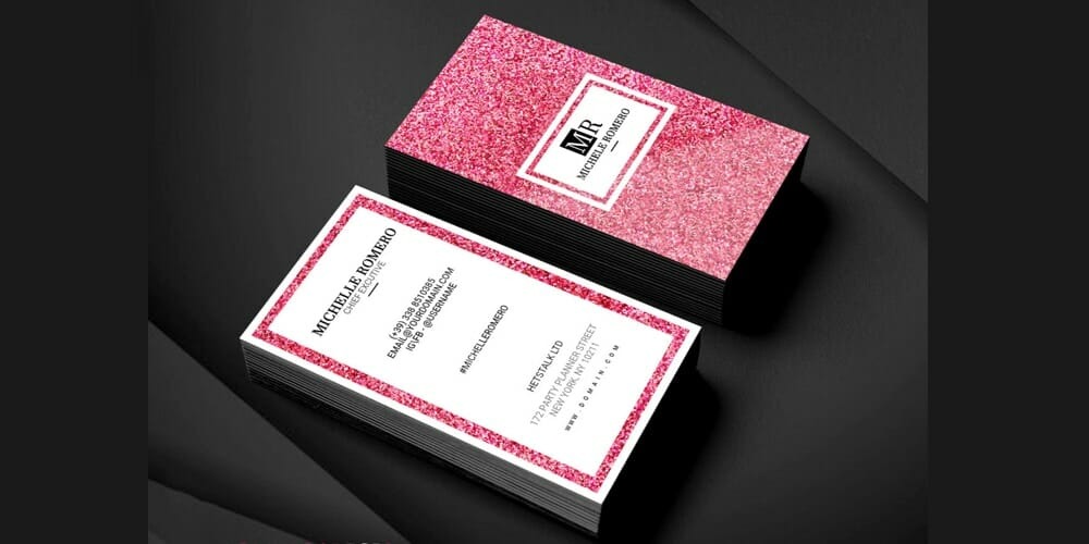 100 free business cards psd the best of free business cards wedding planner business card template psd friedricerecipe Gallery