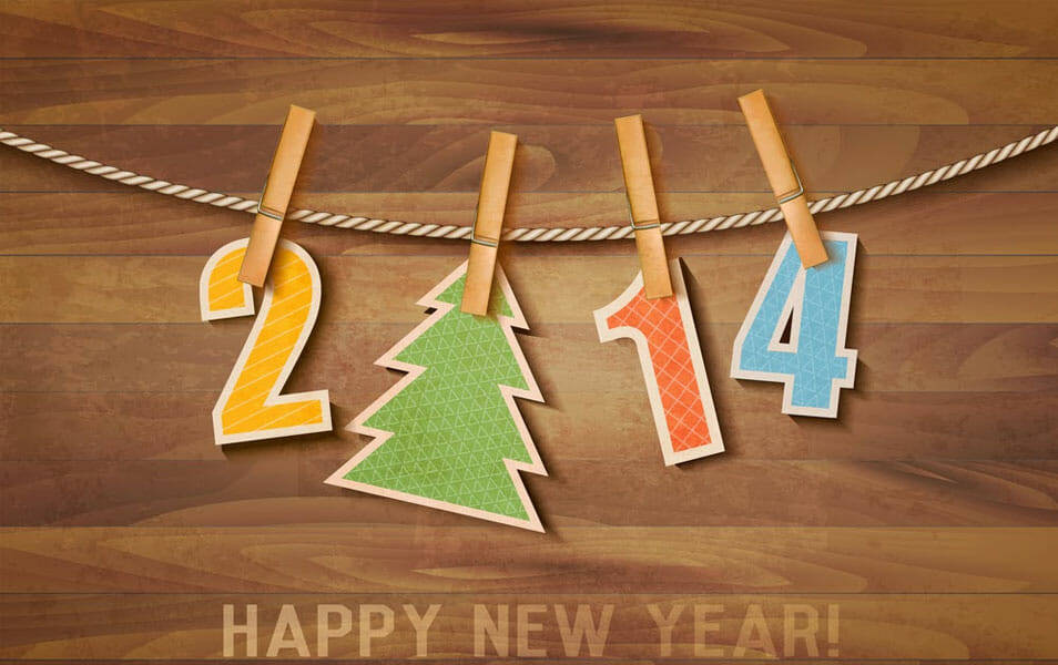Lovely Happy New Year Wallpapers 2014