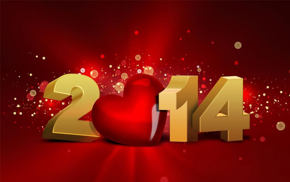 Lovely new year