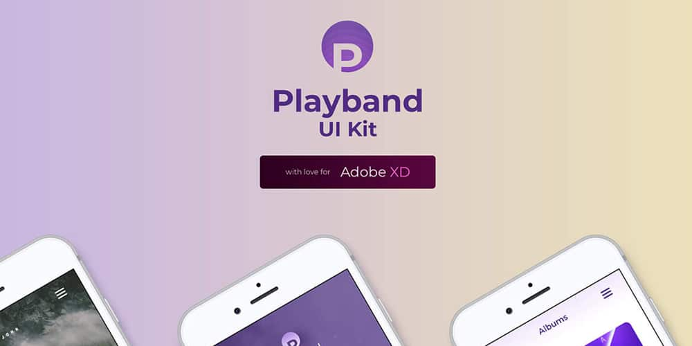 Playband UI Kit
