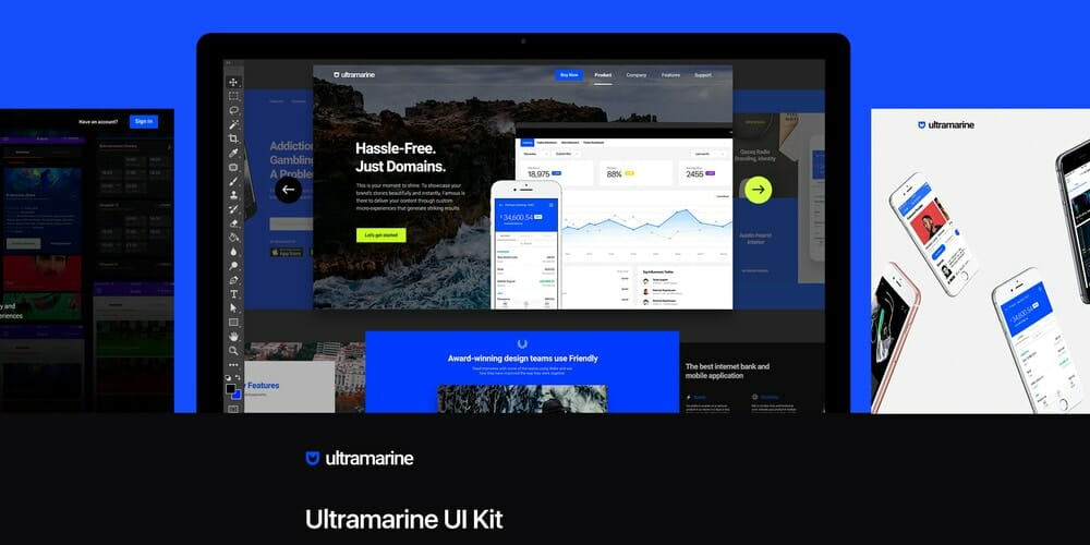 Ultramarine UI Kit