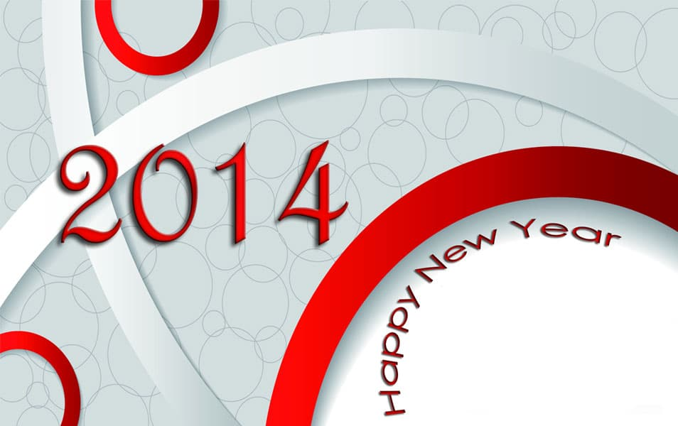 wallpaper 2014 new year