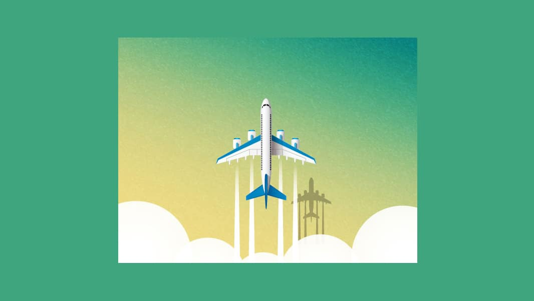 Create an Airplane Illustration with Adobe Illustrator