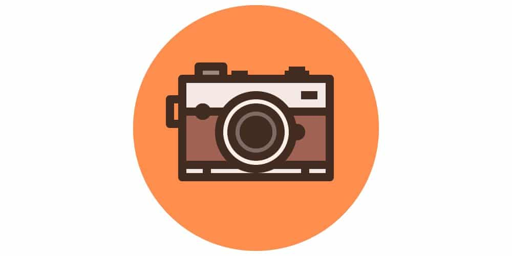 How to Create a Camera Icon