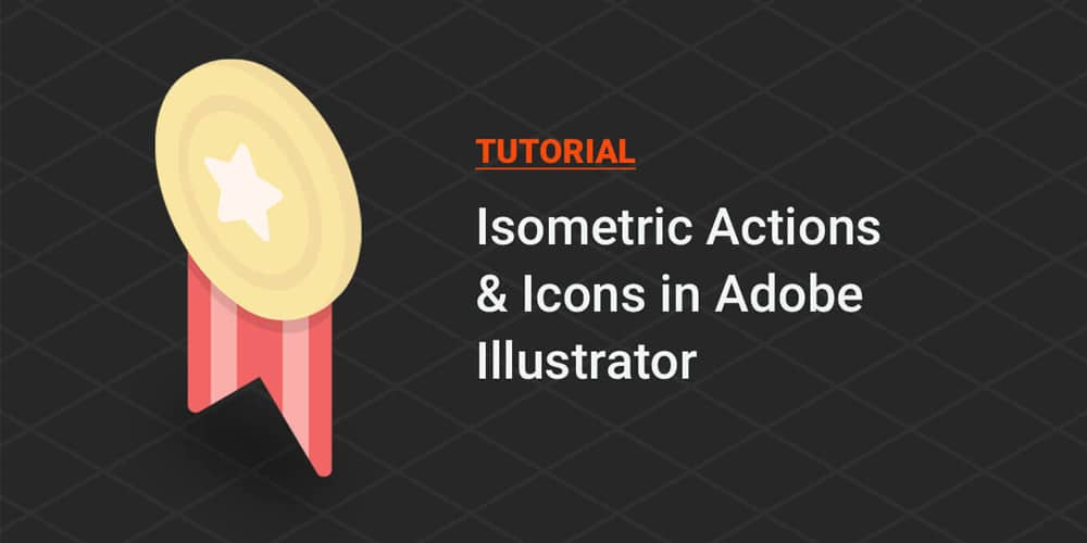 Isometric Actions and Icons in Illustrator