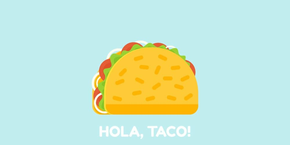 Make a Delicious Taco Icon in Adobe Illustrator