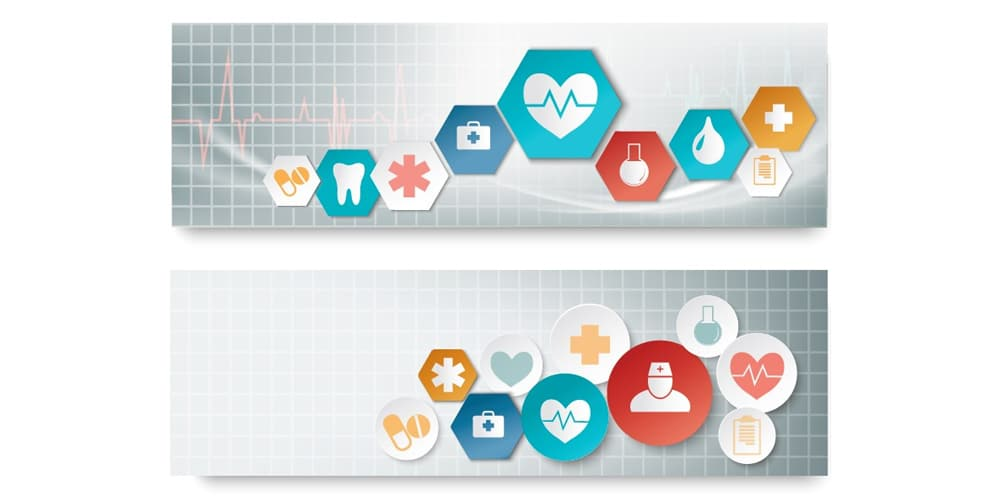 Create a Medical Banner With Icons in Adobe Illustrator