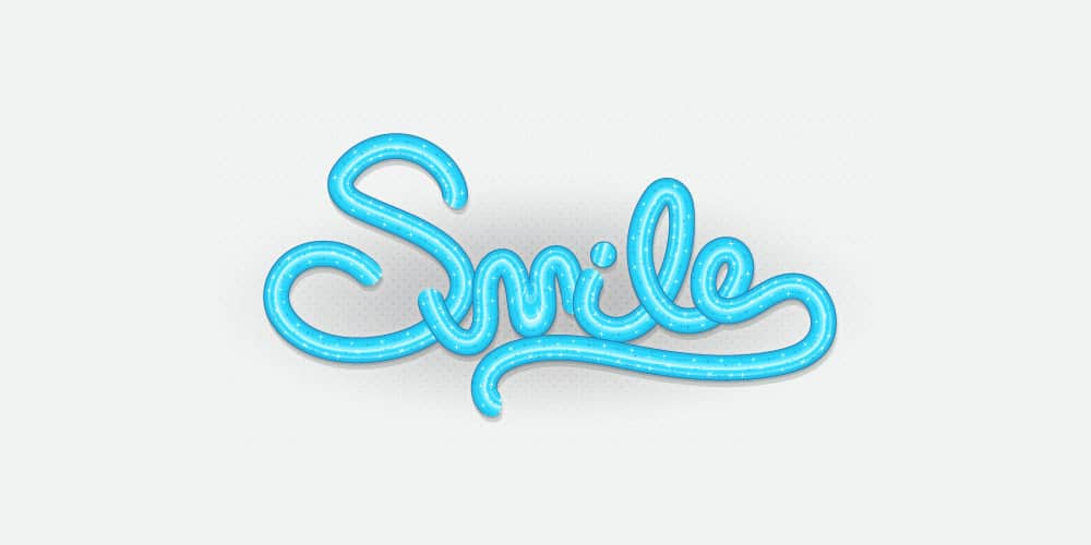 Sparkle Toothpaste Text