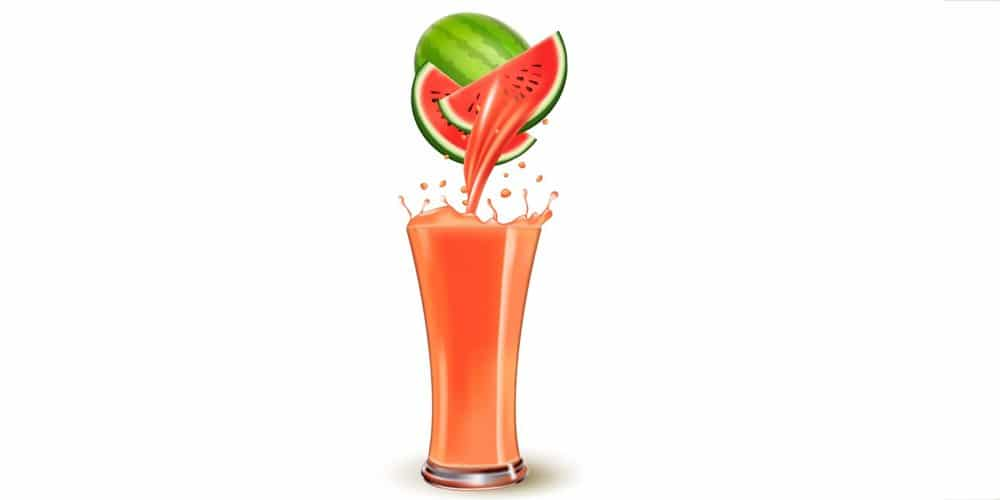 Watermelon-and-a-Glass-of-Juice