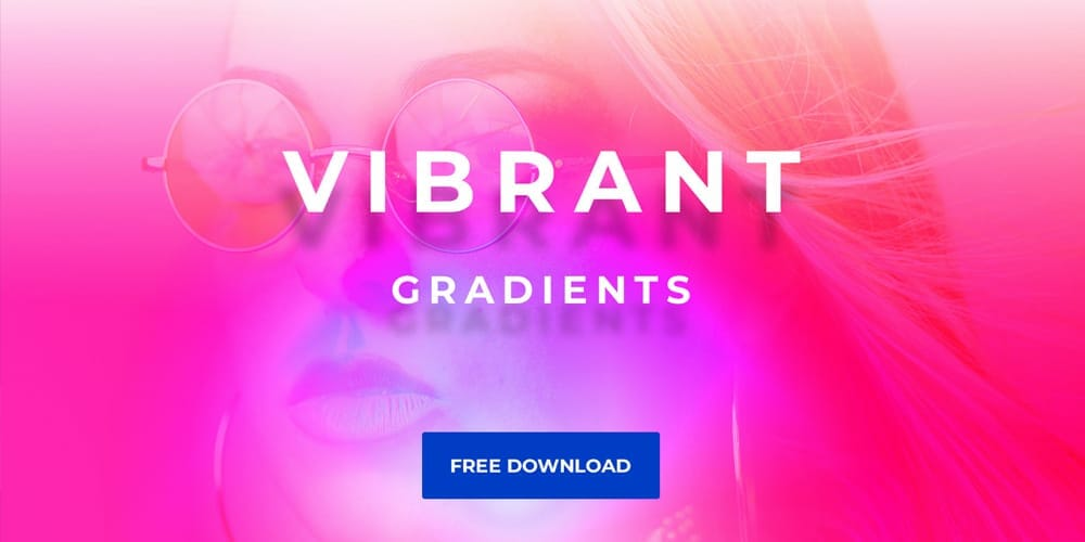 Blur Vibrant Gradient Backgrounds