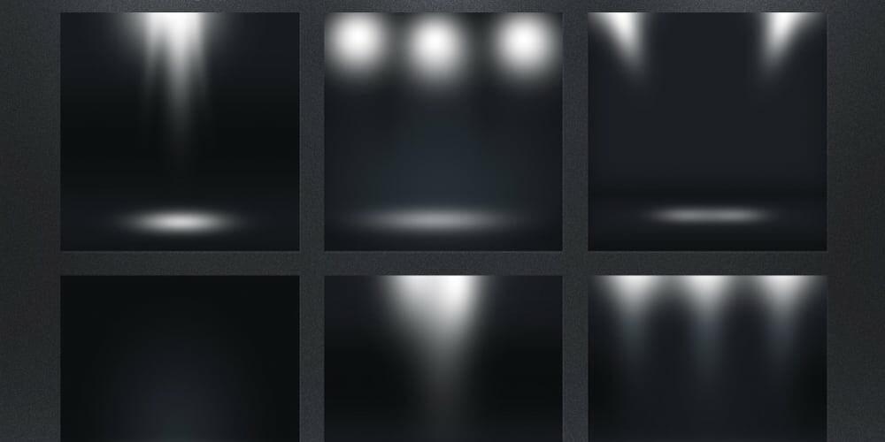 Free Dark Spotlight Backgrounds