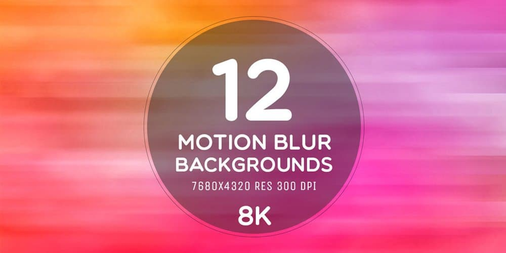 Free Motion Blur 8K Backgrounds