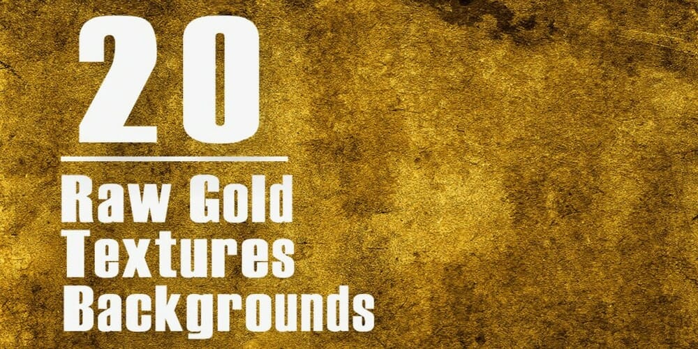 Free Raw Gold Textures Backgrounds