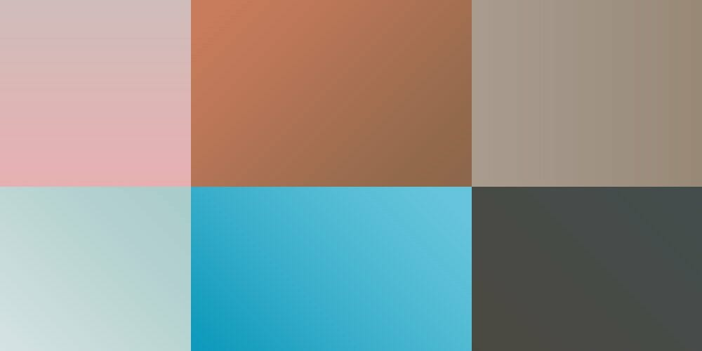 Professional Gradient Backgrounds