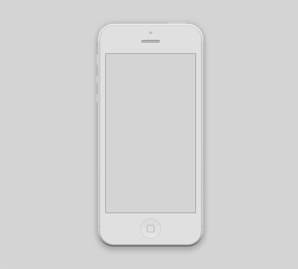 Best Collection Of Iphone Mockup Templates Css Author