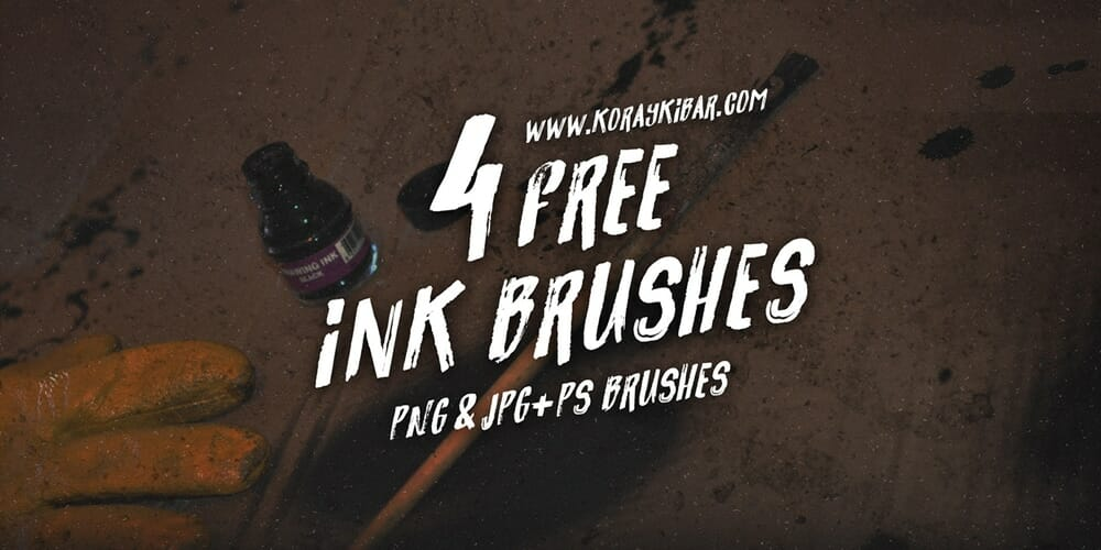 Free-Ink-Brushes