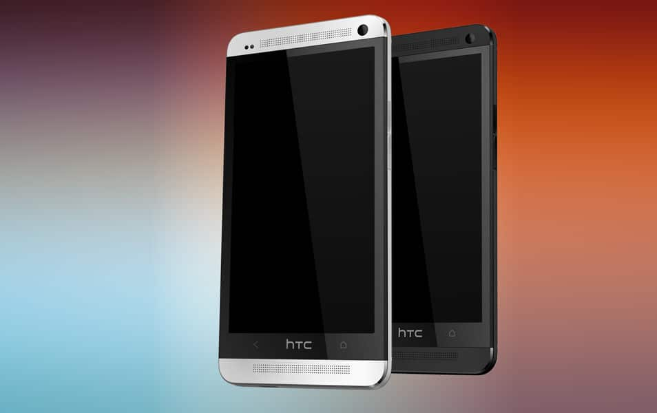 HTC One [M7] Slant PSD