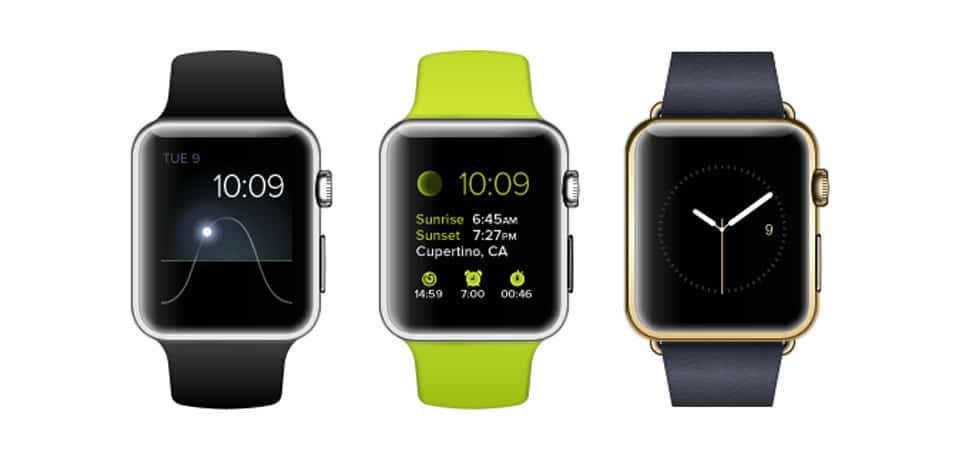 Apple Watch freebies
