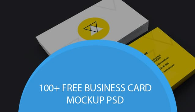 100 free business card mockup psd css author colourmoves
